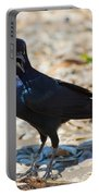 Boat-tailed Grackle Portable Battery Charger