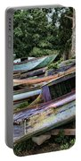 Boat Yard Portable Battery Charger by Heather Applegate