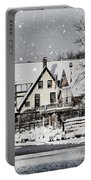 Boathouse Snow Portable Battery Charger