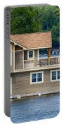 Boathouses Portable Battery Charger