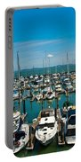 Boats At Bay Portable Battery Charger