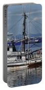 Boats Of The North West Portable Battery Charger
