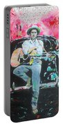 Bob Dylan - Crossroads Portable Battery Charger