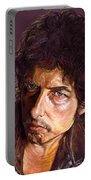 Bob Dylan Portable Battery Charger