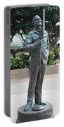 Bob Hope Memorial Statue Portable Battery Charger