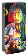 Bob Marley And Rasta Lion Portable Battery Charger