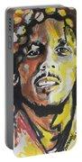 Bob Marley 02 Portable Battery Charger