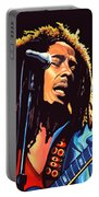 Bob Marley Portable Battery Charger
