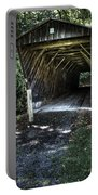 Bob White Covered Bridge  Portable Battery Charger