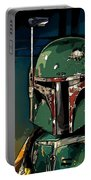 Boba Fett 2 Portable Battery Charger