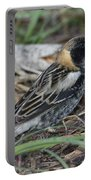 Bobolink Feeding Portable Battery Charger