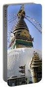 Bodhnath Stupa Portable Battery Charger