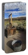 Bodie Ghost Town At The Well Portable Battery Charger