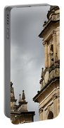 Bogota Cathedral Towers Portable Battery Charger