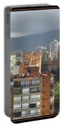 Bogota City View Portable Battery Charger