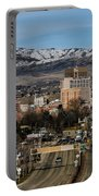 Boise Idaho Portable Battery Charger by Robert Bales