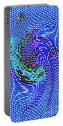 Bold And Colorful Phone Case Artwork Designs By Carole Spandau Cbs Art Angel Fish 112 Portable Battery Charger