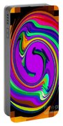 Bold And Colorful Phone Case Artwork Designs By Carole Spandau Cbs Art Exclusives 105 Portable Battery Charger