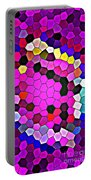 Bold And Colorful Phone Case Artwork Designs By Carole Spandau Cbs Art Exclusives 113 Portable Battery Charger