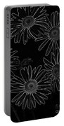Bold Daisies Portable Battery Charger
