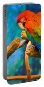 Bold Parrot Portable Battery Charger