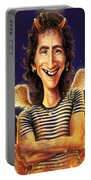 Bon Scott Portable Battery Charger