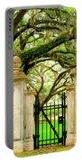Bonaventure Gate Savannah Ga Portable Battery Charger