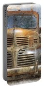Bonnie And Clyde Portable Battery Charger by Debra and Dave Vanderlaan