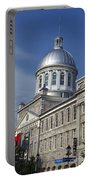 Bonsecours Market Montreal Portable Battery Charger