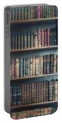 Bookshelf Portable Battery Charger