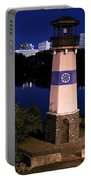 Boom Island Light House Portable Battery Charger