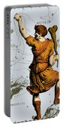 Bootes Constellation, 1687 Portable Battery Charger