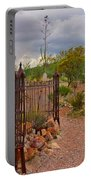 Boothill Cemetary Image Portable Battery Charger
