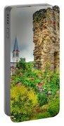 Boppard Garden Ruins Portable Battery Charger
