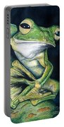 Boreal Flyer Tree Frog Portable Battery Charger