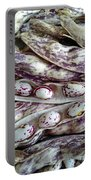Borlotti Beans - Freshly Picked Portable Battery Charger