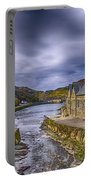 Boscastle Harbour Portable Battery Charger