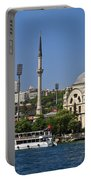 Bosphorus Mosque Portable Battery Charger