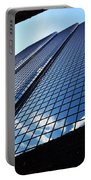 Boston Blue Glass Portable Battery Charger