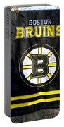 Boston Bruins Flag Portable Battery Charger