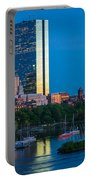 Boston By Night Portable Battery Charger