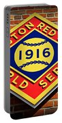 Boston Red Sox 1916 World Champions Portable Battery Charger