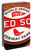 Boston Red Sox World Series Champions 1918 Portable Battery Charger