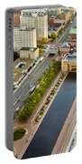 Boston Rooftops Portable Battery Charger