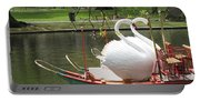 Boston Swan Boats Portable Battery Charger