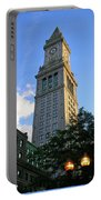 Boston Waterfront District 3527 Portable Battery Charger