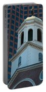 Boston's North Meeting House Portable Battery Charger