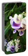 Botanic Garden Flower Portable Battery Charger