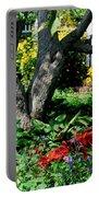 Botanical Landscape 2 Portable Battery Charger