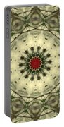 Bottle Brush Kaleidoscope Portable Battery Charger
